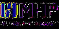 mhp a porsche company logo